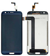Дисплей Doogee BL5000 с сенсором, синий