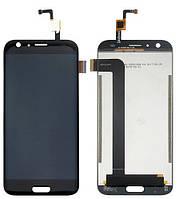Дисплей Doogee BL5000 с сенсором, черный