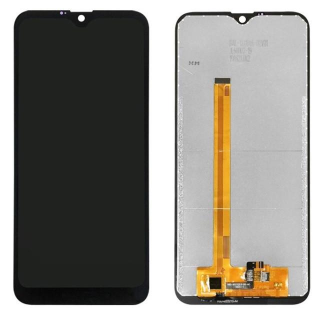 Дисплей Doogee Y8C с сенсором, черный