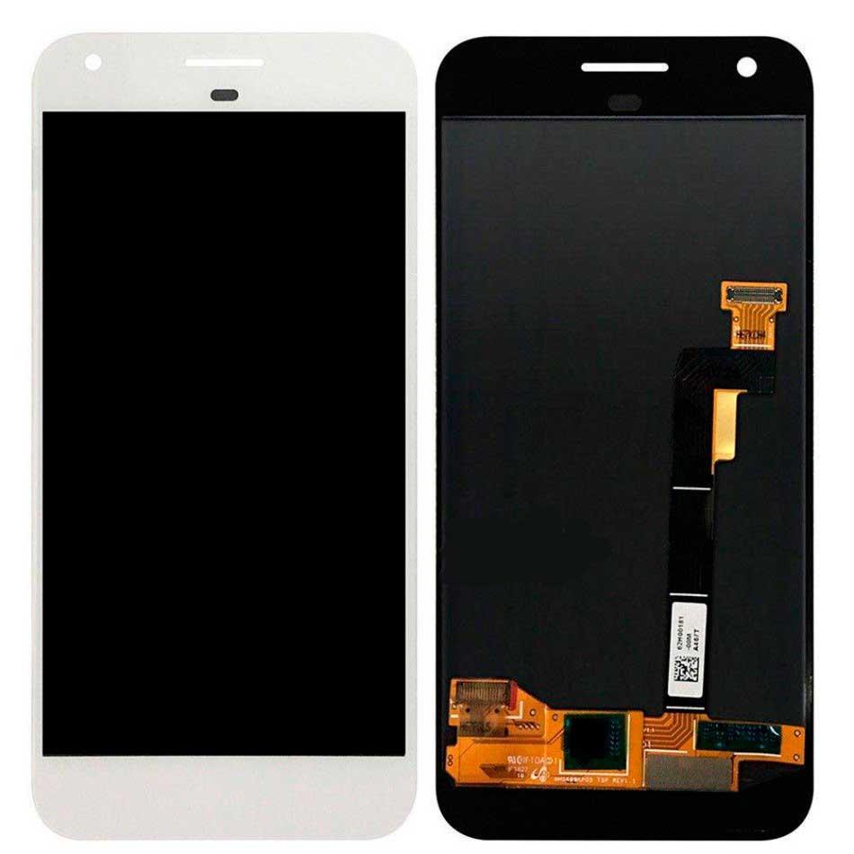 Дисплей Google PIXEL с сенсором, белый