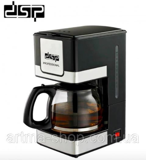 Капельная кофеварка DSP Kafe Filter (Кофемашина) 800 Ватт (KA-3024)