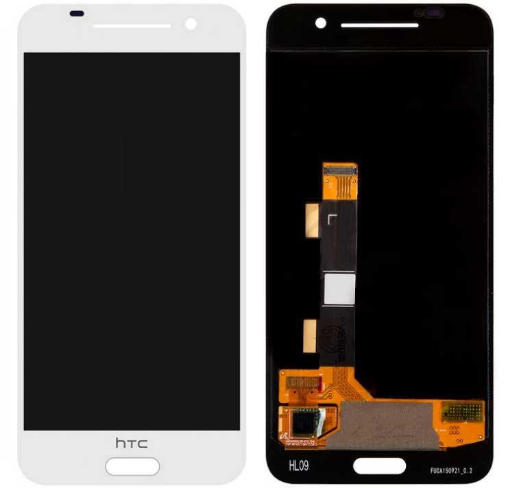 Дисплей HTC One A9 с сенсором, белый