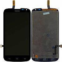 ✅Дисплей Huawei Ascend G610-U20 с сенсором, черный
