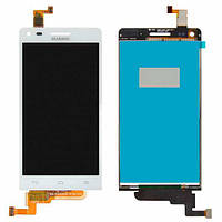 ✅Дисплей Huawei Ascend G6-U10 / P7 Mini с сенсором, белый