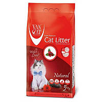 Van Cat (ВанКэт) - комкующийся наполнитель для кошачьего туалета