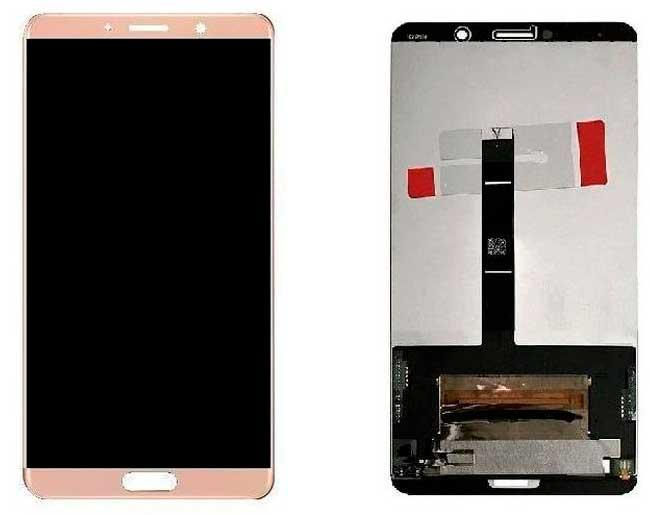 Дисплей Huawei Mate 10 (ALP-L09 / ALP-L29) с сенсором, розовый