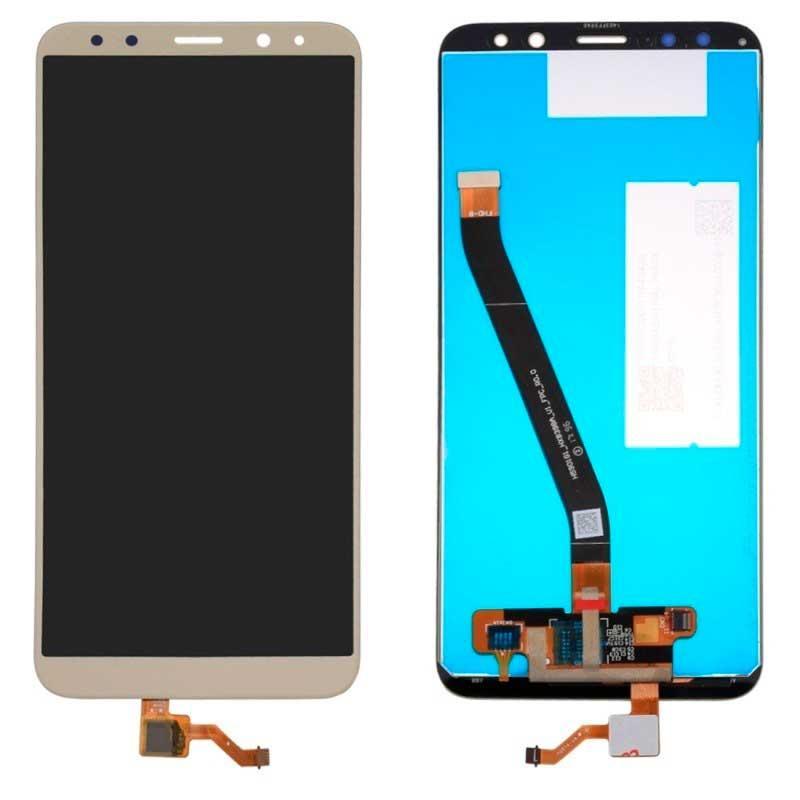 Дисплей Huawei Mate 10 Lite (RNE-L01 / RNE-L21) с сенсором, золотистый