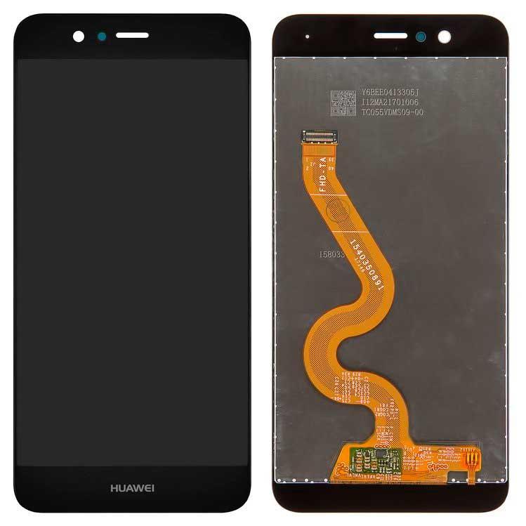 Дисплей Huawei Nova 2 Plus 2017 (BAC-L21) с сенсором, черный