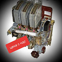 Выключатель АВМ-4 С(Н) стационарный, электропривод 160,200,250,300,400А
