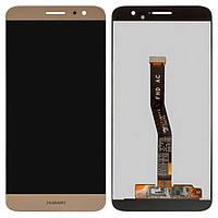 ✅Дисплей Huawei Nova Plus (MLA-L01 / MLA-L11) с сенсором, золотистый