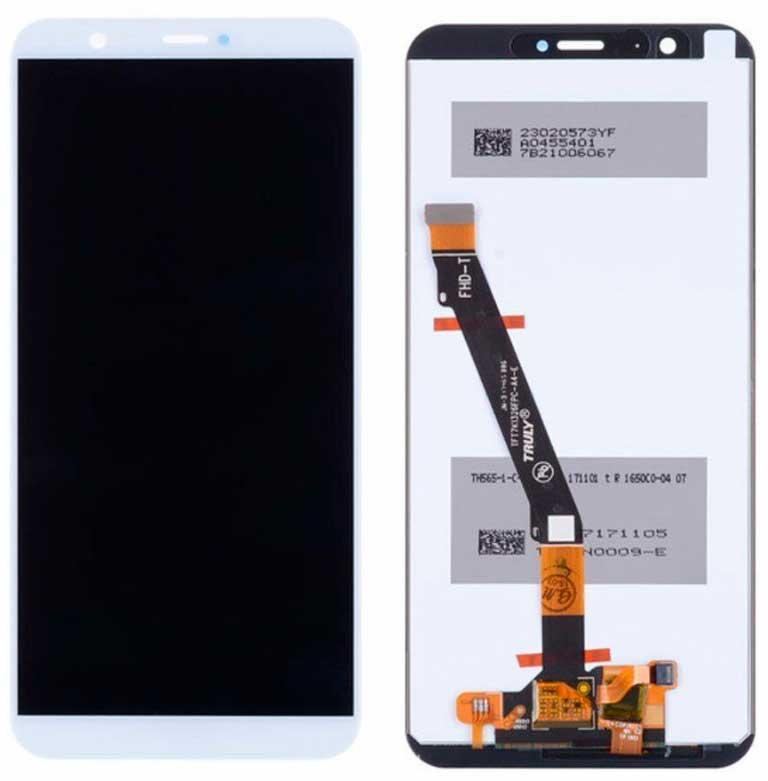 Дисплей Huawei P Smart (FIG-LX1 / FIG-LX2 / FIG-LX3 / FIG-LA1) / Enjoy 7S с сенсором, белый