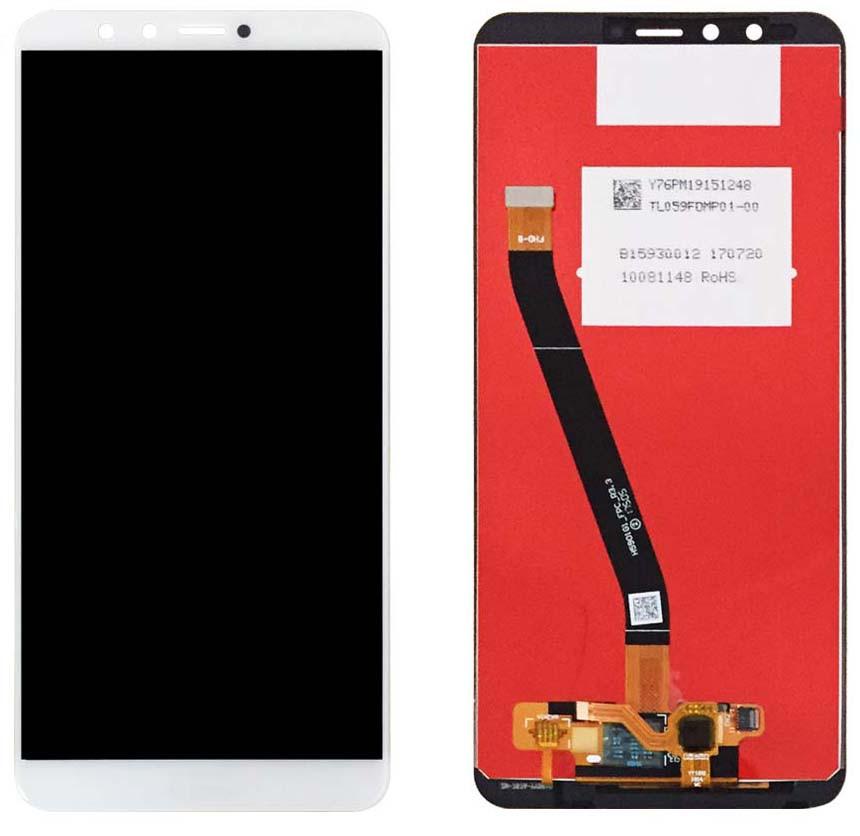 Дисплей Huawei Y9 2018 (FLA-LX1 / FLA-LX3) / Enjoy 8 Plus с сенсором, белый