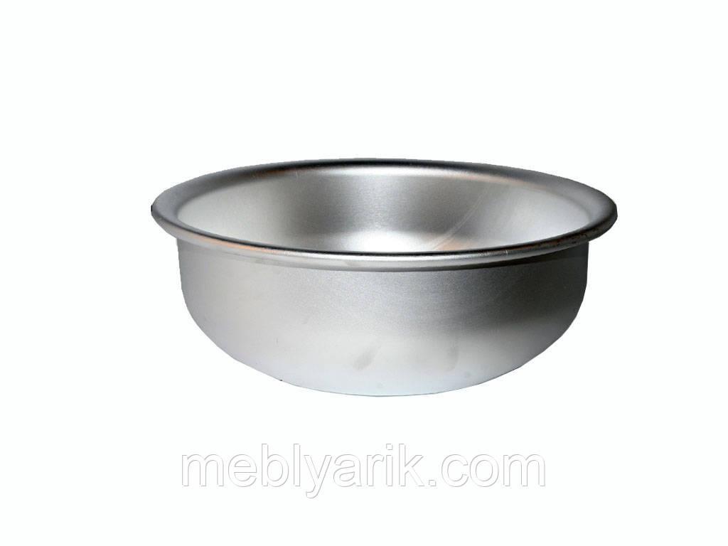 Миска алюминиевая d=340 мм (8 л)