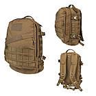 Рюкзак тактический М4-Т койот, фото 8