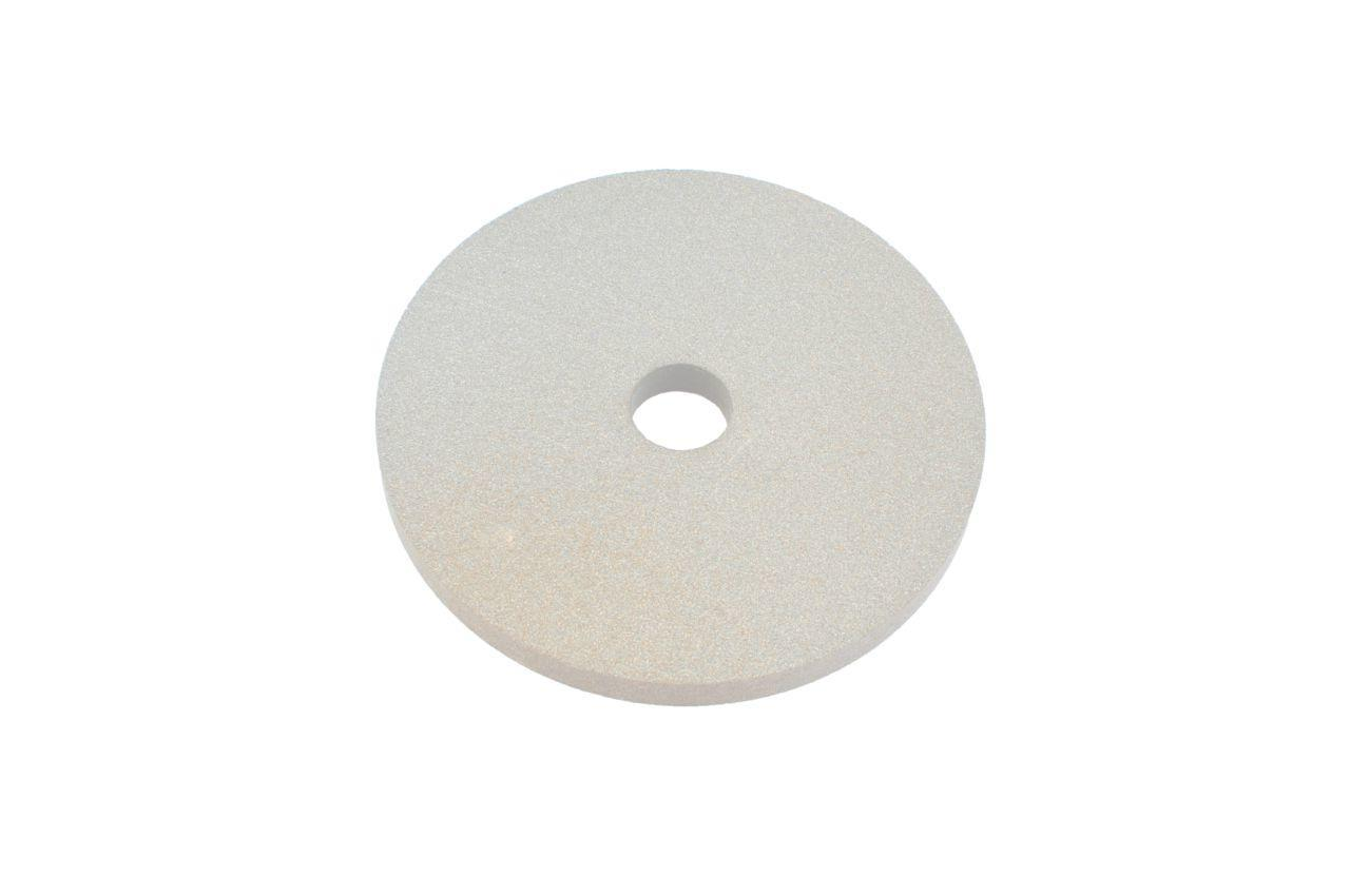 Круг керамика ЗАК - 250 х 40 х 76 мм (25А F80) белый