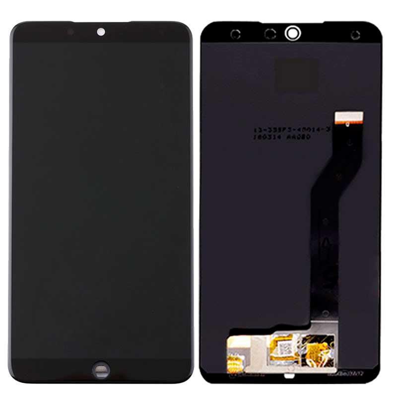 Дисплей Meizu 15 Lite (M15) с сенсором, черный