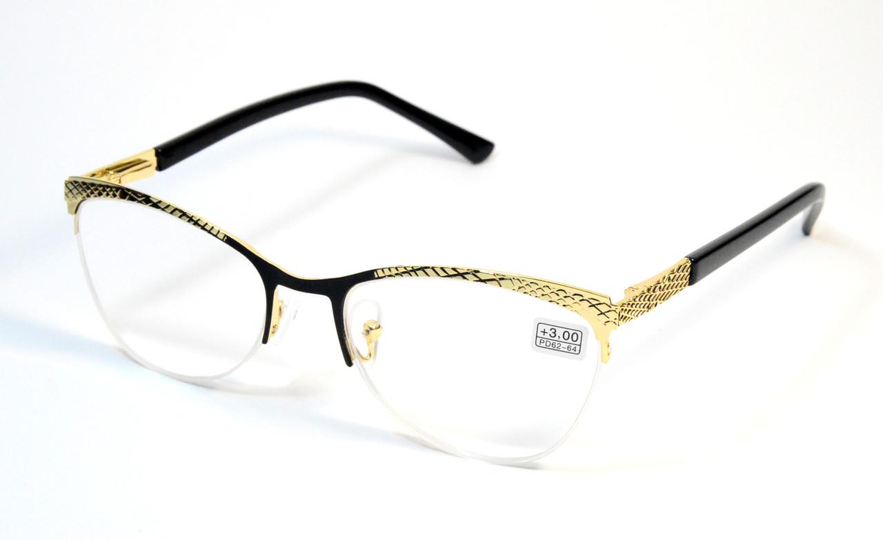 Женские очки в металле Анаконда (МС 353)