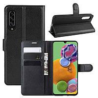 Чохол-книжка Litchie Wallet для Samsung Galaxy A90 5G Black