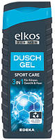 Гель для душа 3в1elkos Duschgel Sport Care 3in1