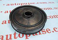 Шкив коленвала б.у для Opel Movano 2.5 cdti. Опель Мовано.