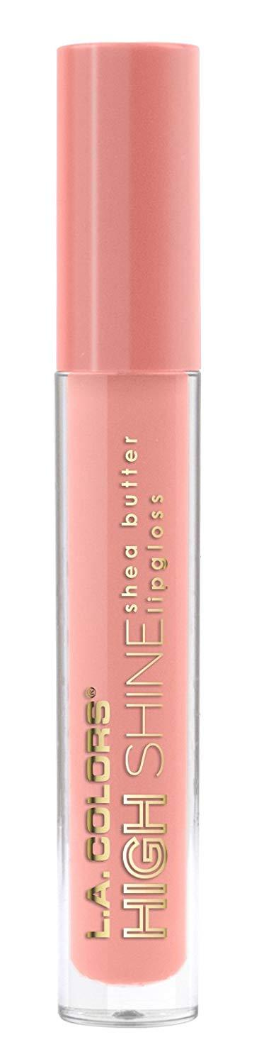 L.A. Colors High Shine Shea Butter Lipgloss 933 Baby Cakes