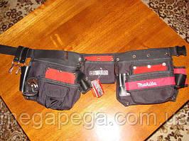 Сумка на пояс, для инструментов Makita P-39780