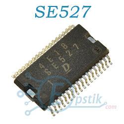 SE527, микросхема управления электронного блока автомобиля