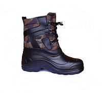 """Ботинок мужской со шнуровкой """"Термос"""""""