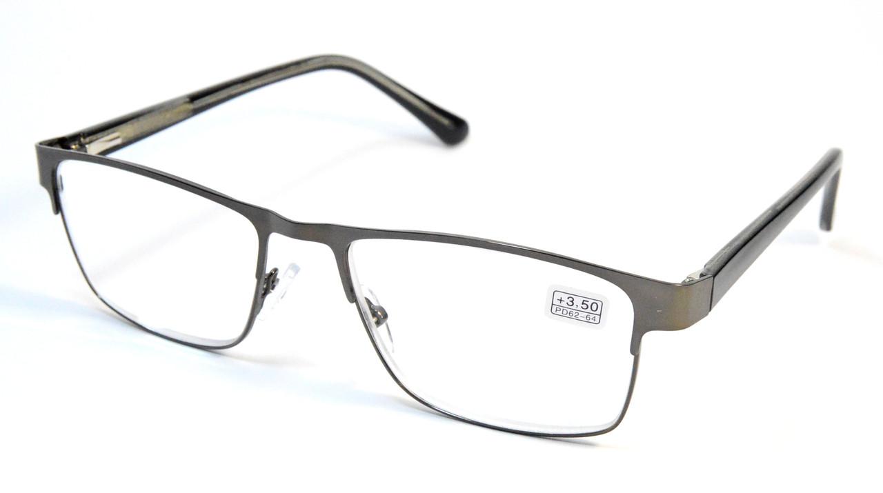 """Очки в металле для зрения (МС 104""""+/-"""")"""