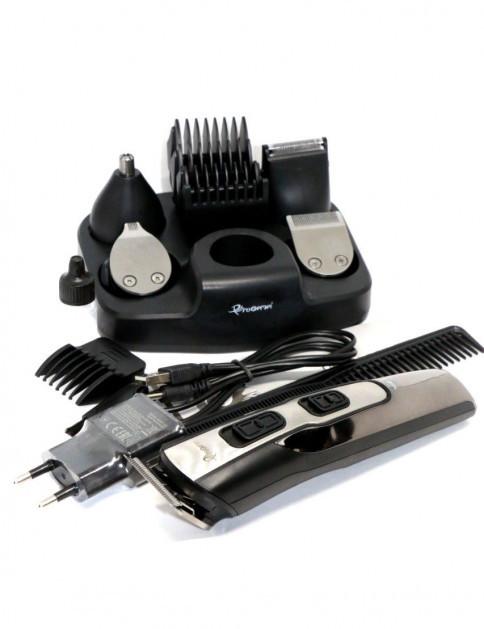 Машинка для стрижки волосся Gemei GM 592 10в1