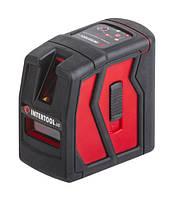 Intertool MT-3050 Уровень лазерный мини, 2 лазерные головки