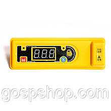 Контроллер для инкубатора с питанием 12 Вольт: терморегулятор+таймер переворота+гигрометр+термометр;