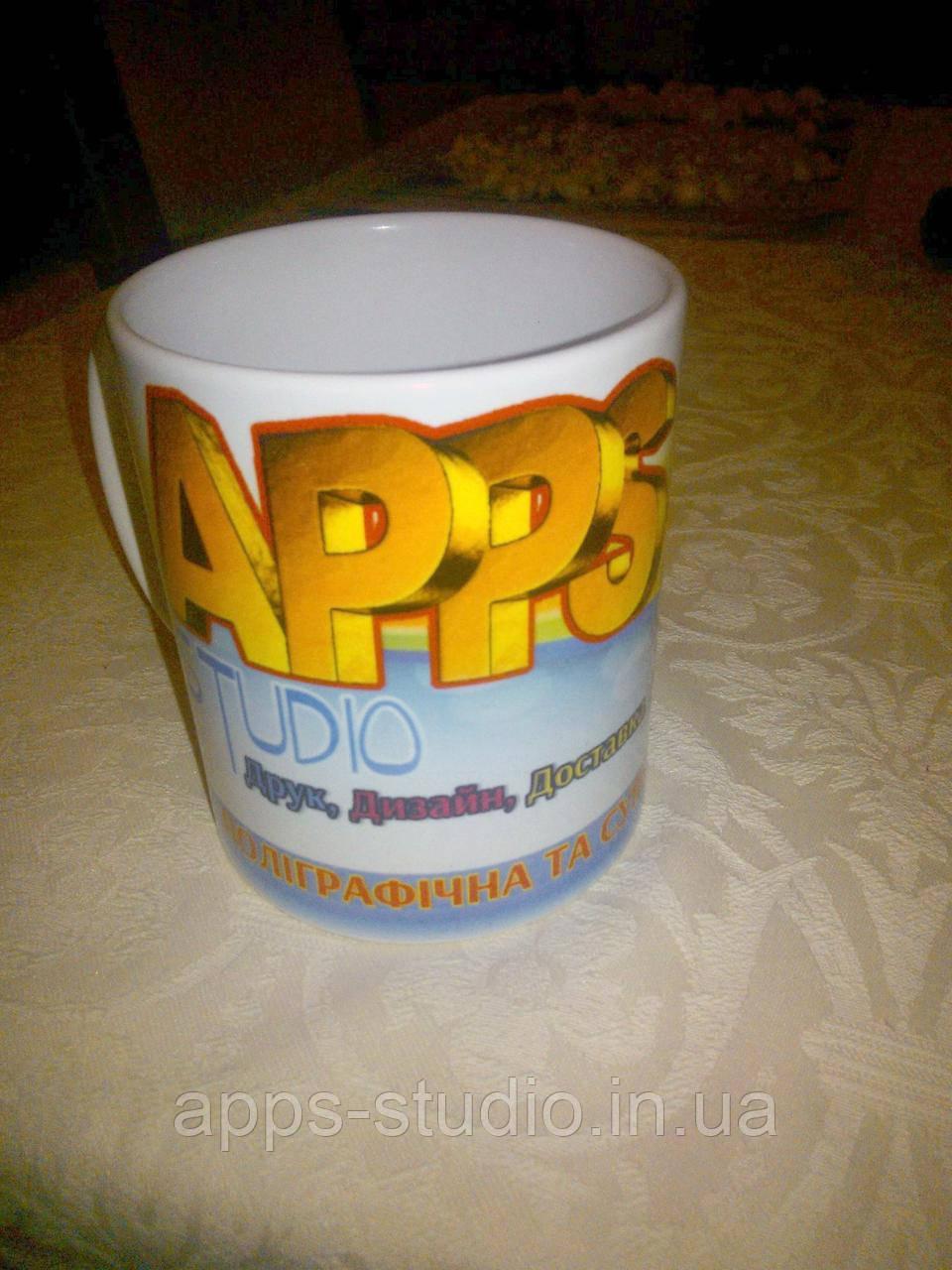 Фото на чашці