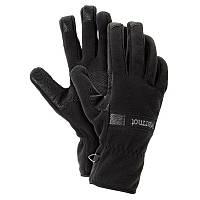 Перчатки MARMOT Windstoper Glove, черные (р.XL)
