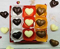 Шоколадный набор на 8 Марта. Оригинальные шоколадные подарки на 8 Марта. Сладкий подарок на 8 Марта