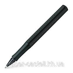 Ручка капиллярная Faber-Castell GRIP 2011 FineWriter, корпус черный, стержень синий, 140401