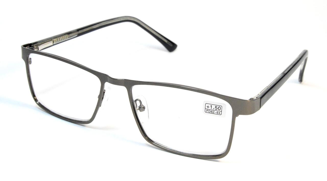 Очки для зрения в металле (МС 355 сер)