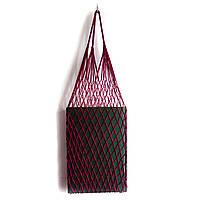 Шопер сумка - Авоська - Премиум -  Бургунди, фото 1