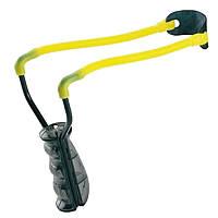 Рогатка Man Kung T5, черная/желтая