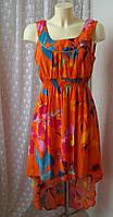 Платье женское модное яркое летнее бренд Dorothy Perkins р.48