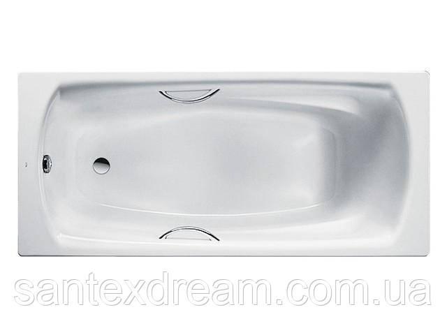 Ванна Roca SWING 180 x 80 с ручками, без ножек (220070001)
