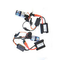 Комплект ксенона Car Lamp H7 HID UKC 6000k ZZM