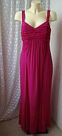 Платье женское яркое сарафан лето бренд Boden р.44-46
