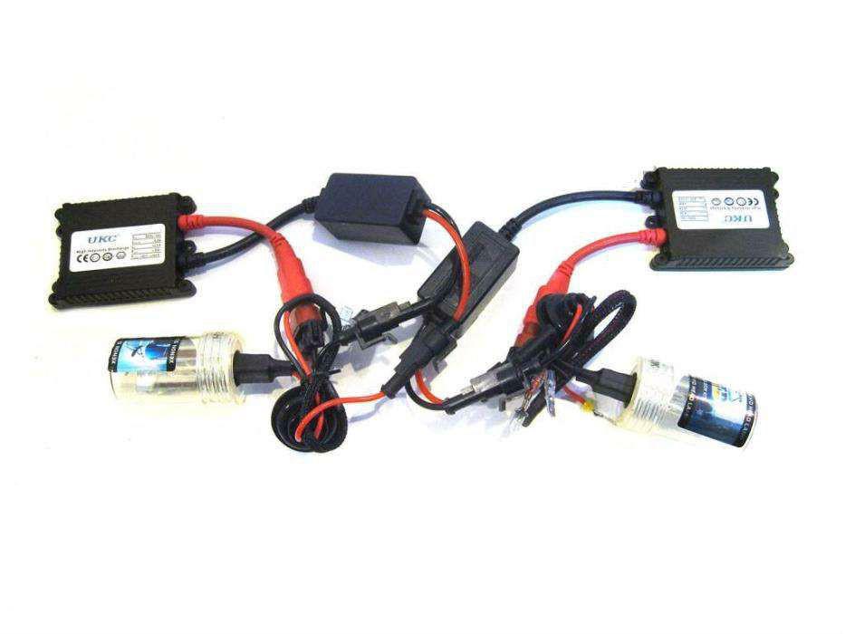 Комплект ксенона 6000k Би-ксенон UKC HID H4 ZXP