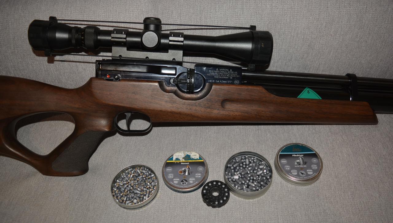 Продам PCP винтовку - Weihrauch HW 100
