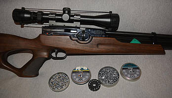 Продам PCP гвинтівку - Weihrauch HW 100