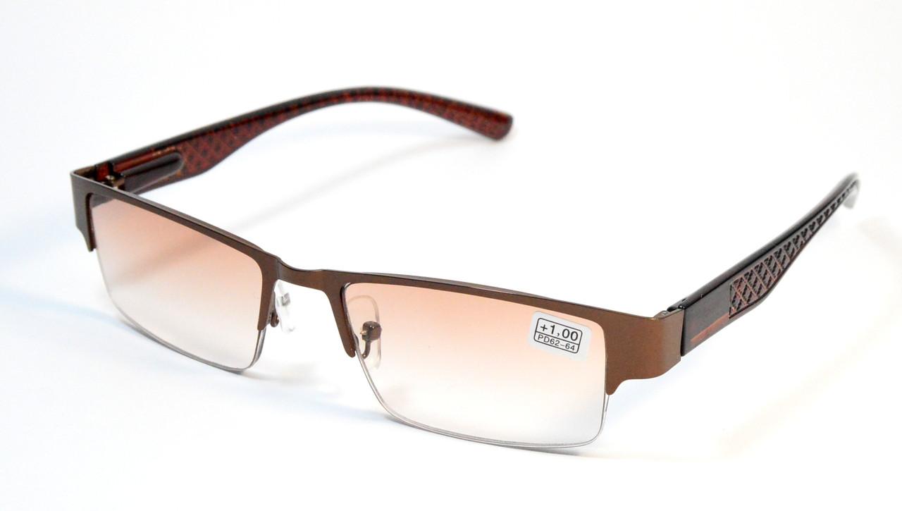 Тонированные очки для зрения (МС 9037 тон)