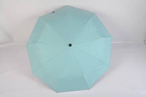 Однотонна парасоля з срібним напиленням