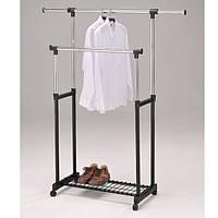 """Стійка для одягу подвійна """"WCH-4013"""""""
