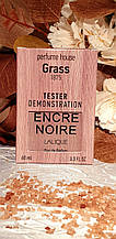 Мужской тестер лалик энкре нуар Lalique Encre Noire 60 ml in wood (лиц) аромат парфюм духи запаха одеколон